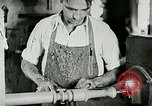 Image of boys make furniture Berea Kentucky United States USA, 1933, second 24 stock footage video 65675021247