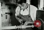 Image of boys make furniture Berea Kentucky United States USA, 1933, second 28 stock footage video 65675021247