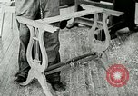 Image of boys make furniture Berea Kentucky United States USA, 1933, second 31 stock footage video 65675021247