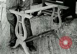 Image of boys make furniture Berea Kentucky United States USA, 1933, second 35 stock footage video 65675021247