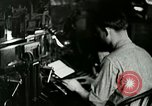 Image of printing press Berea Kentucky United States USA, 1933, second 11 stock footage video 65675021253