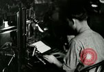 Image of printing press Berea Kentucky United States USA, 1933, second 13 stock footage video 65675021253