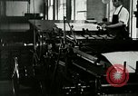 Image of printing press Berea Kentucky United States USA, 1933, second 21 stock footage video 65675021253