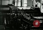 Image of printing press Berea Kentucky United States USA, 1933, second 22 stock footage video 65675021253