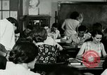 Image of Art Classes Berea Kentucky United States USA, 1933, second 16 stock footage video 65675021263