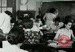 Image of Art Classes Berea Kentucky United States USA, 1933, second 17 stock footage video 65675021263