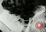 Image of Art Classes Berea Kentucky United States USA, 1933, second 19 stock footage video 65675021263