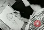 Image of Art Classes Berea Kentucky United States USA, 1933, second 21 stock footage video 65675021263