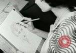 Image of Art Classes Berea Kentucky United States USA, 1933, second 25 stock footage video 65675021263