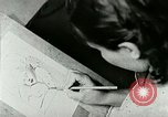 Image of Art Classes Berea Kentucky United States USA, 1933, second 29 stock footage video 65675021263