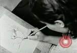 Image of Art Classes Berea Kentucky United States USA, 1933, second 31 stock footage video 65675021263