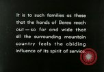 Image of Mountain families Berea Kentucky United States USA, 1933, second 7 stock footage video 65675021267
