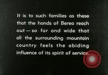 Image of Mountain families Berea Kentucky United States USA, 1933, second 15 stock footage video 65675021267