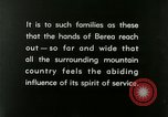 Image of Mountain families Berea Kentucky United States USA, 1933, second 18 stock footage video 65675021267
