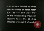 Image of Mountain families Berea Kentucky United States USA, 1933, second 20 stock footage video 65675021267