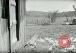 Image of Poultry farm Berea Kentucky United States USA, 1933, second 25 stock footage video 65675021269
