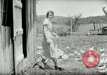 Image of Poultry farm Berea Kentucky United States USA, 1933, second 32 stock footage video 65675021269