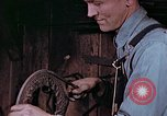 Image of mountain handicrafts North Carolina United States USA, 1945, second 55 stock footage video 65675021282