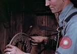 Image of mountain handicrafts North Carolina United States USA, 1945, second 59 stock footage video 65675021282