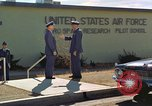 Image of Aerospace Research Pilot School California United States USA, 1963, second 2 stock footage video 65675021290
