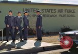 Image of Aerospace Research Pilot School California United States USA, 1963, second 5 stock footage video 65675021290