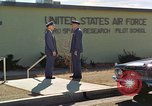 Image of Aerospace Research Pilot School California United States USA, 1963, second 55 stock footage video 65675021290