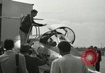 Image of F-104A Starfighter California United States USA, 1956, second 17 stock footage video 65675021300