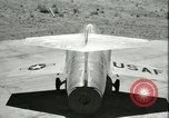 Image of F-104A Starfighter California United States USA, 1956, second 28 stock footage video 65675021306