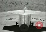 Image of F-104A Starfighter California United States USA, 1956, second 32 stock footage video 65675021306
