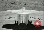 Image of F-104A Starfighter California United States USA, 1956, second 34 stock footage video 65675021306