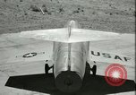 Image of F-104A Starfighter California United States USA, 1956, second 36 stock footage video 65675021306