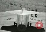 Image of F-104A Starfighter California United States USA, 1956, second 39 stock footage video 65675021306