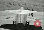 Image of F-104A Starfighter California United States USA, 1956, second 40 stock footage video 65675021306