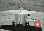 Image of F-104A Starfighter California United States USA, 1956, second 42 stock footage video 65675021306