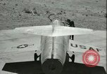 Image of F-104A Starfighter California United States USA, 1956, second 46 stock footage video 65675021306