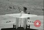 Image of F-104A Starfighter California United States USA, 1956, second 49 stock footage video 65675021306