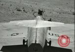 Image of F-104A Starfighter California United States USA, 1956, second 51 stock footage video 65675021306