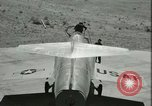 Image of F-104A Starfighter California United States USA, 1956, second 52 stock footage video 65675021306