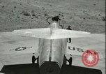 Image of F-104A Starfighter California United States USA, 1956, second 53 stock footage video 65675021306