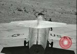 Image of F-104A Starfighter California United States USA, 1956, second 54 stock footage video 65675021306