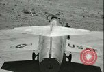 Image of F-104A Starfighter California United States USA, 1956, second 55 stock footage video 65675021306
