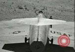 Image of F-104A Starfighter California United States USA, 1956, second 56 stock footage video 65675021306