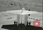 Image of F-104A Starfighter California United States USA, 1956, second 57 stock footage video 65675021306