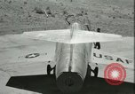 Image of F-104A Starfighter California United States USA, 1956, second 59 stock footage video 65675021306