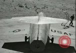 Image of F-104A Starfighter California United States USA, 1956, second 62 stock footage video 65675021306