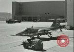 Image of F-104A Starfighter California United States USA, 1956, second 60 stock footage video 65675021308