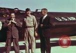 Image of X-15 aircraft California United States USA, 1960, second 14 stock footage video 65675021325