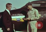 Image of X-15 aircraft California United States USA, 1960, second 43 stock footage video 65675021325