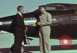 Image of X-15 aircraft California United States USA, 1960, second 46 stock footage video 65675021325