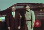 Image of X-15 aircraft California United States USA, 1960, second 55 stock footage video 65675021325